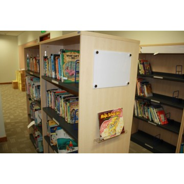 Library Shelf 5