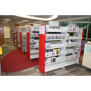 Library Shelf 1