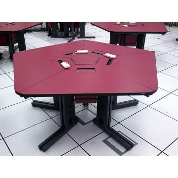 Pentagon Customised Table